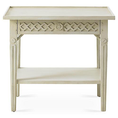 Inge Side Table, Gray