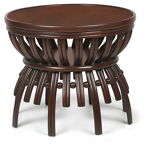 Precious Side Table, Java