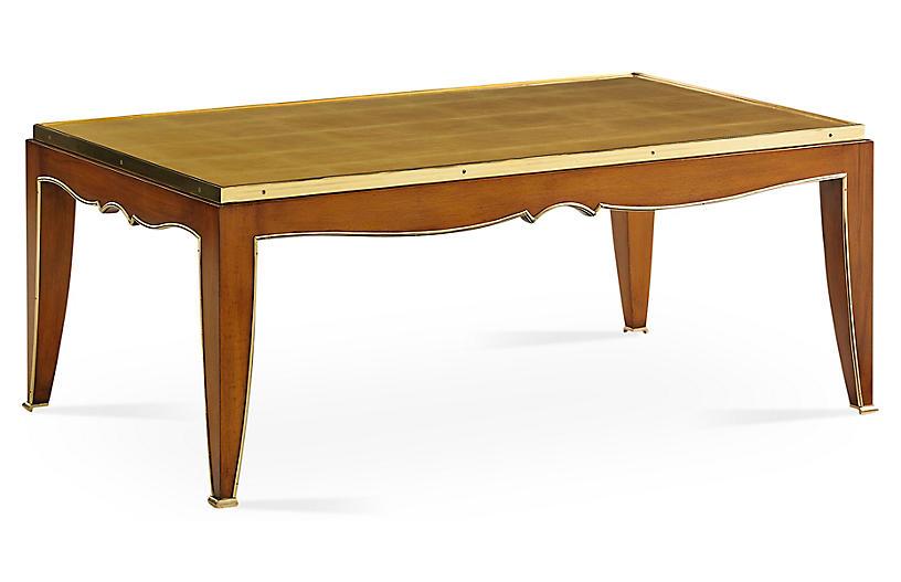 Louis Coffee Table, Honey