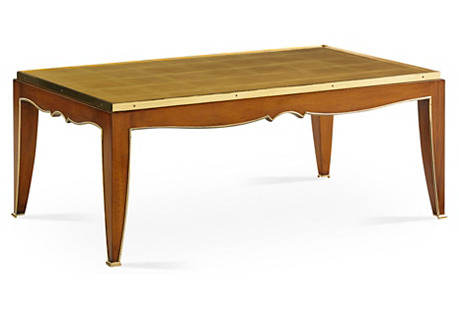 Louis Coffee Table, Honey