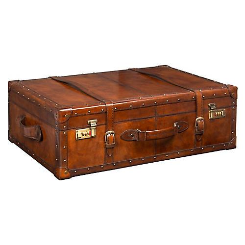 "25"" Trunk Box, Brown"