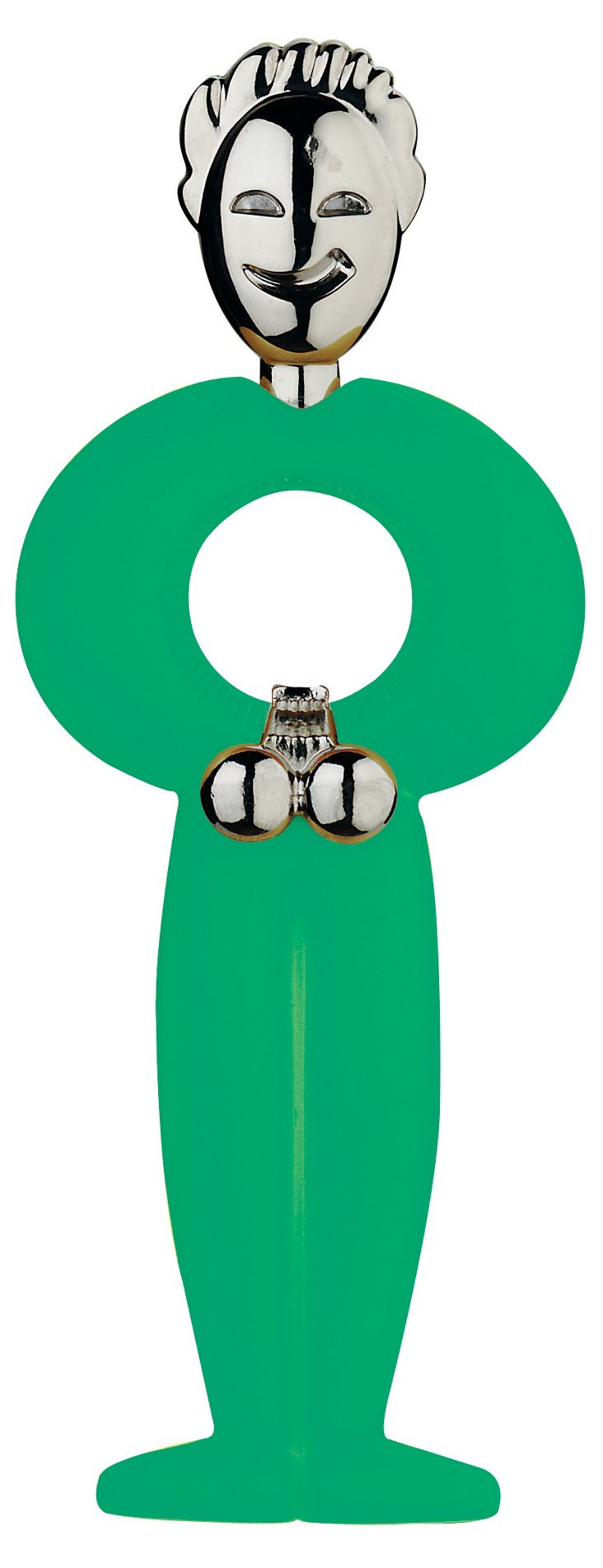 Maciste Bottle Opener, Apple Green