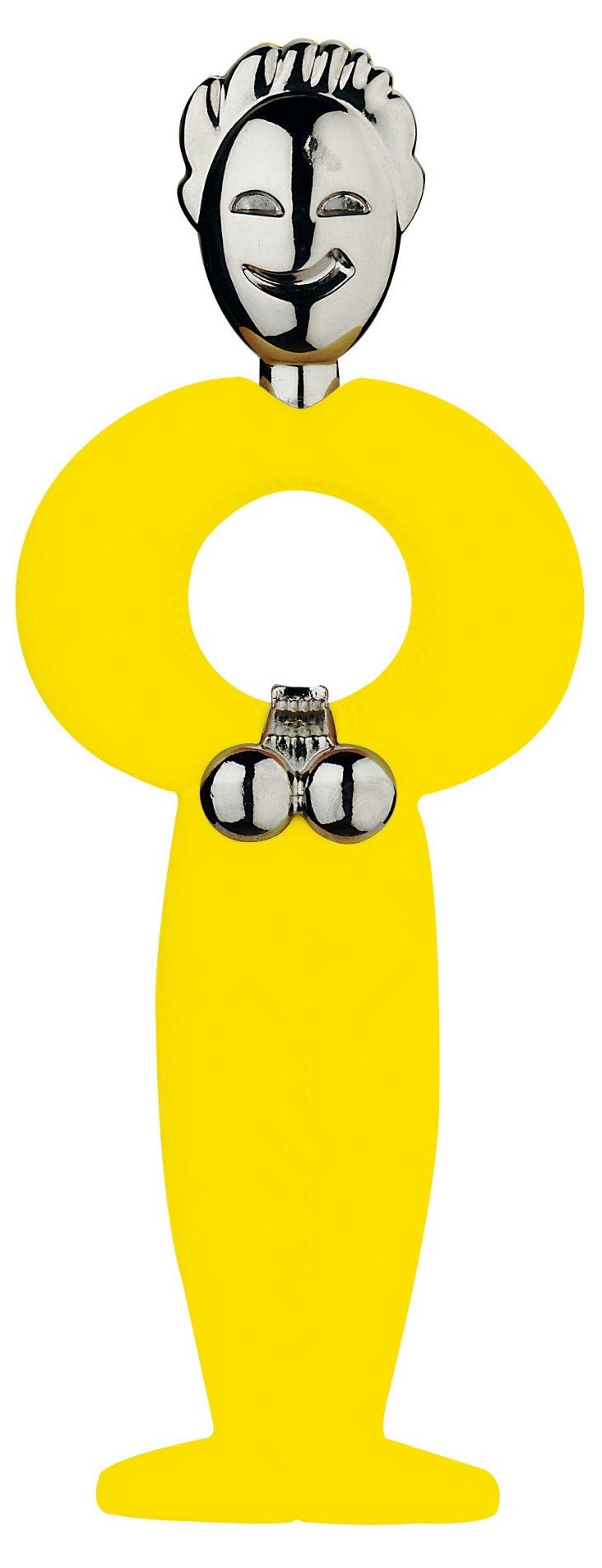 Maciste Bottle Opener, Yellow