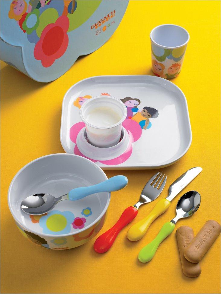 7-Pc Baby Dining Set