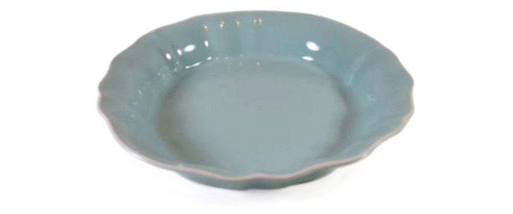 Pie Dish, Sky Blue