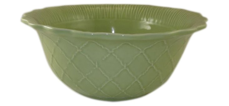 Serving Bowl, Green