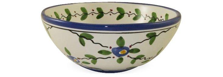 Chili Bowl, Diamond Flowers