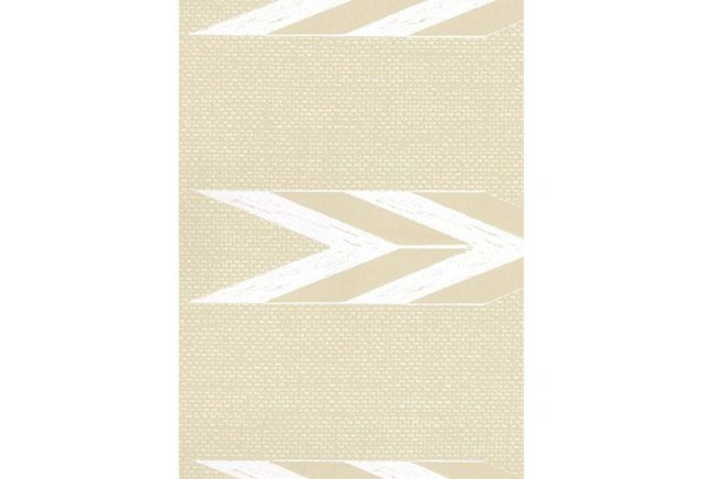 Cavern Home, Tapestry Wallpaper, White