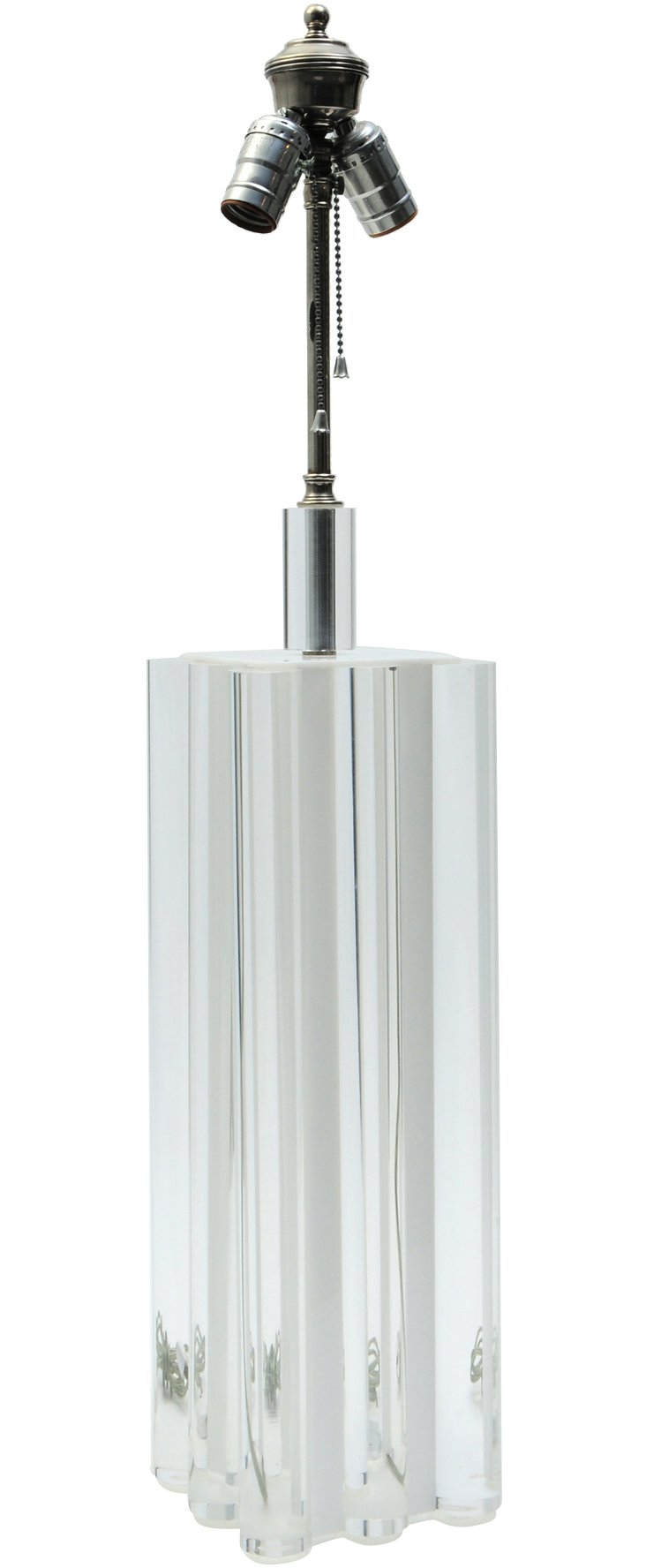 Charles Hollis Jones Acrylic Lamp
