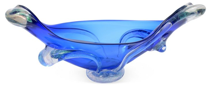 Large Glass Vessel by William Dexter