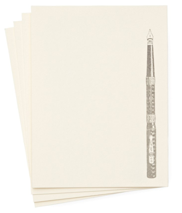 S/100 Idea Catchers, Vintage Pen