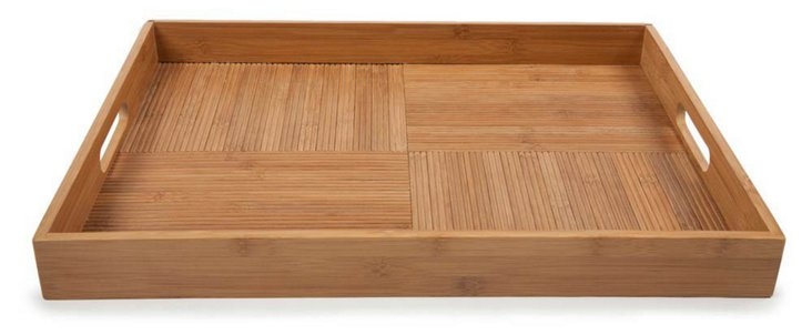 Rectangle Criss-Cross Tray, Large