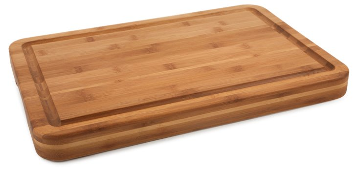 Pro-Chef Bamboo One-Tone Chop Block