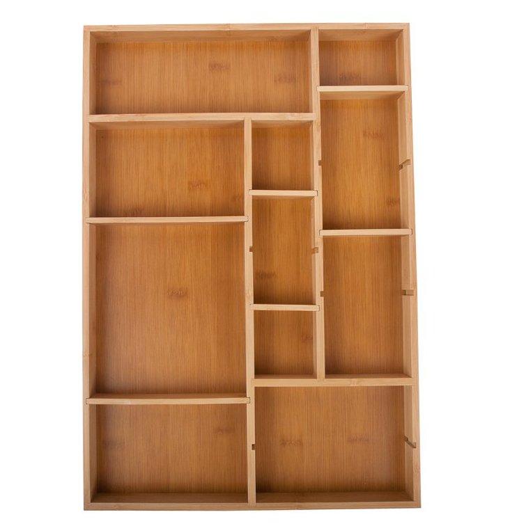Adjustable Drawer Organizer, Large