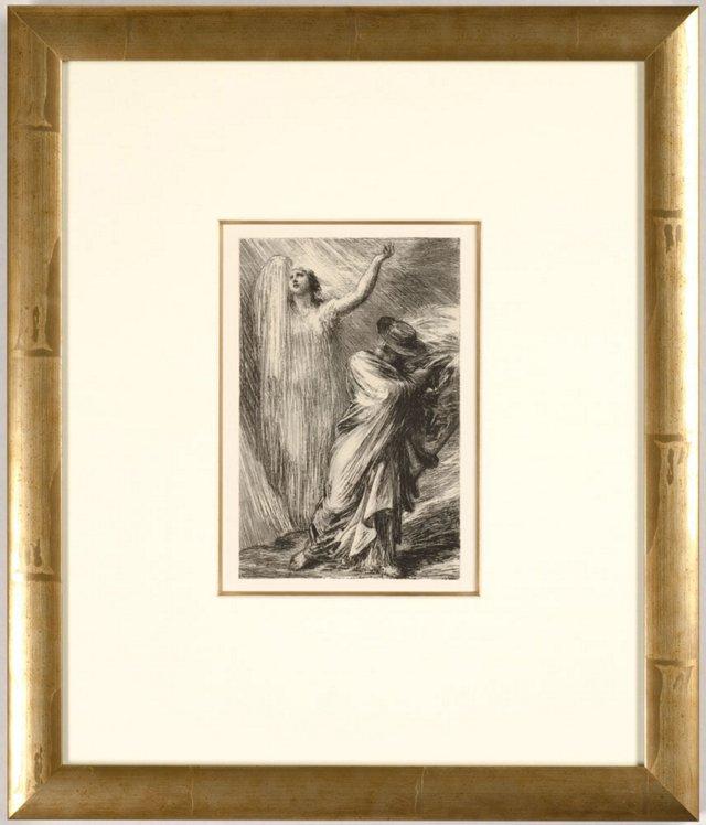 Fantin-Latour, Siegfreid: Acte III