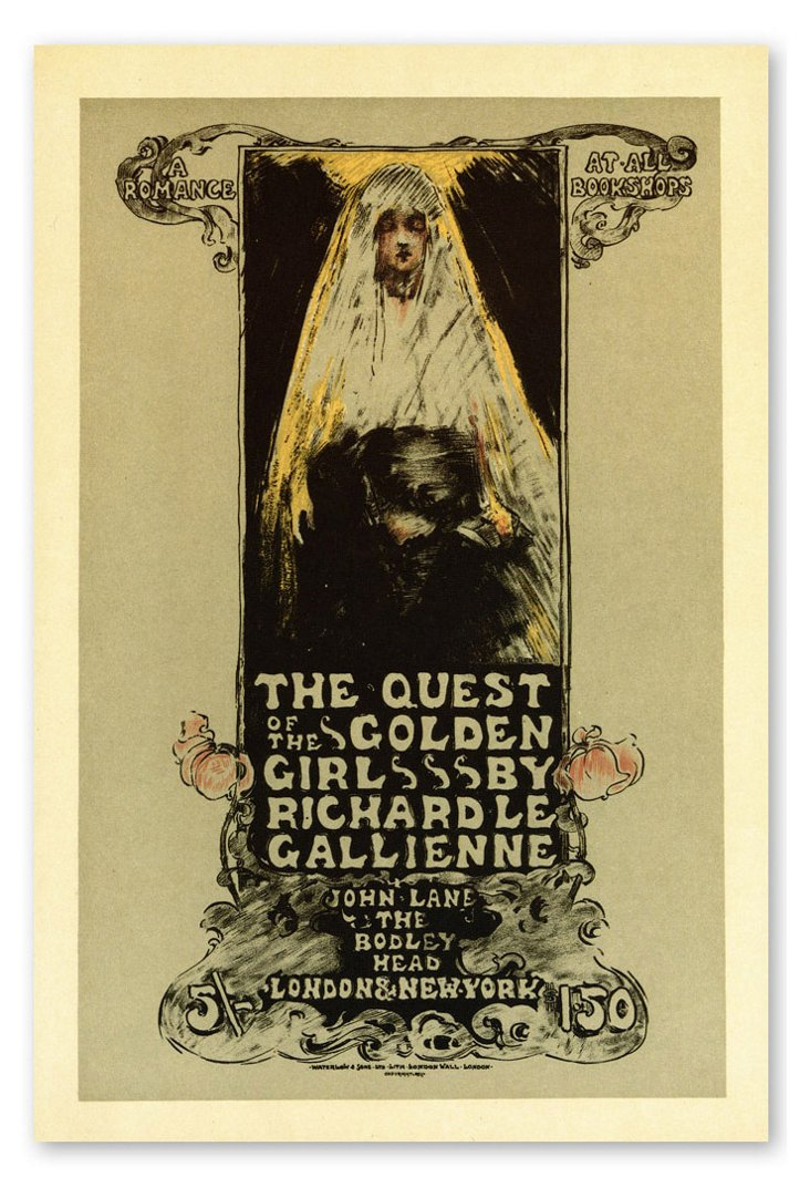 Ethel Reed, Quest For The Golden Girl