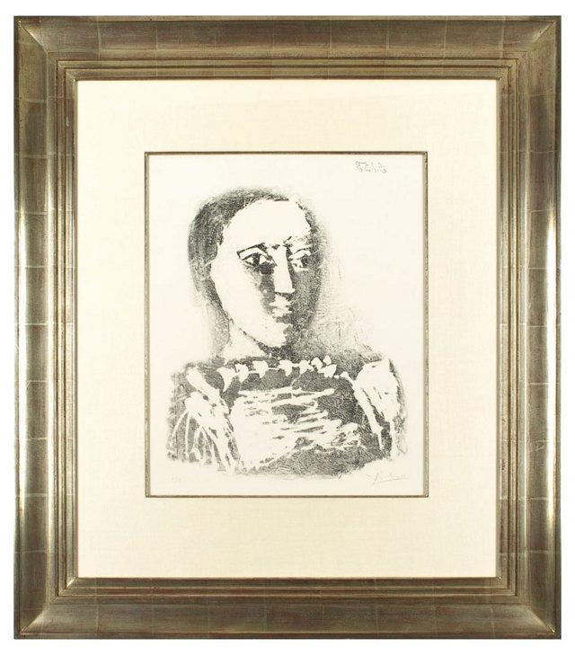 Picasso, Le Chandail Brodé