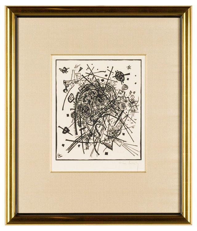 Kandinsky, Kleine Welten VIII