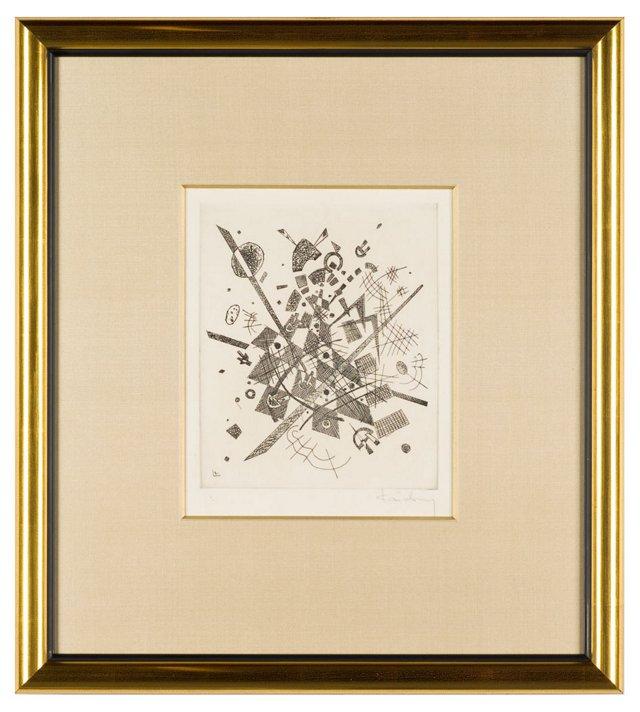Kandinsky, Kleine Welten IX