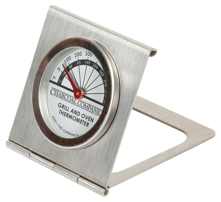 S/2 Grill Thermometers