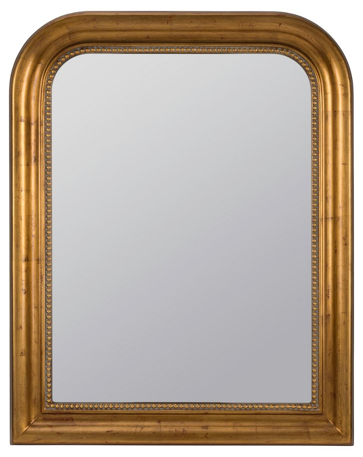 Landry Wall Mirror, Gold
