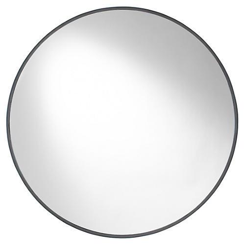 Serena Wall Mirror, Mocha