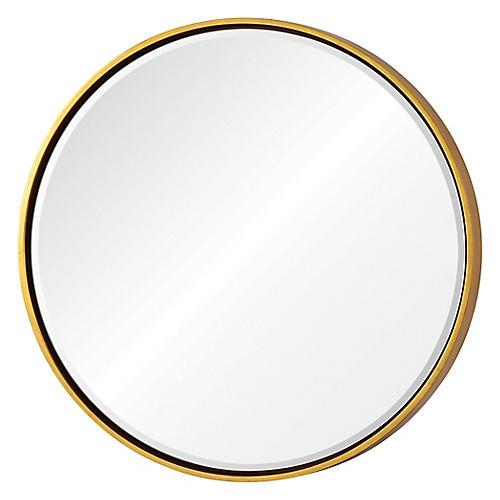 Wren Wall Mirror, Gold