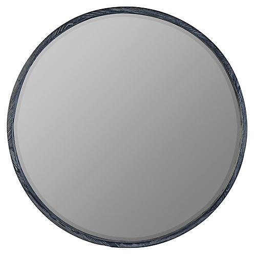 Dune Mirror, Gray
