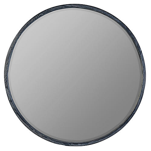 Parson Mirror, Gray