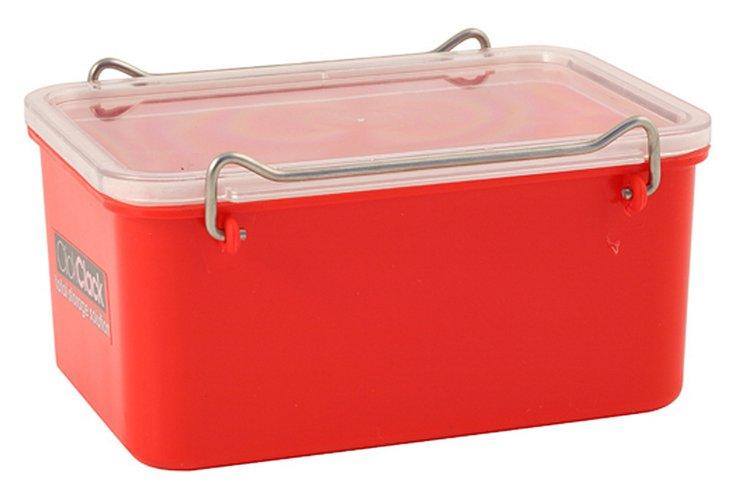0.9 Qt. Airtight Box, Red