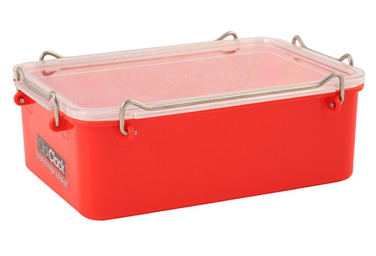 1.4 Qt. Airtight Box, Red