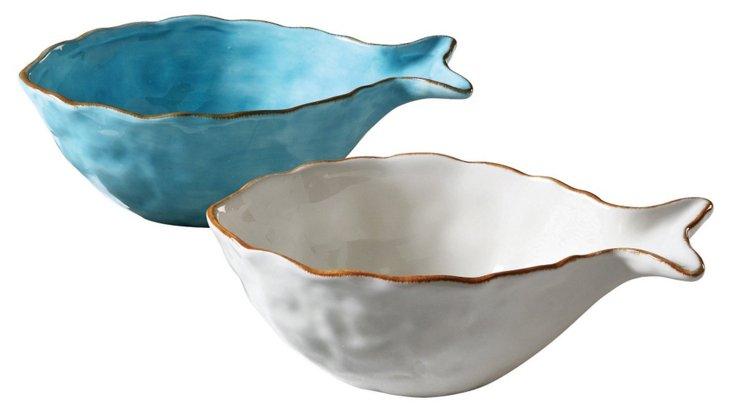 """10"""" Fish Bowls, Asst. of 2"""