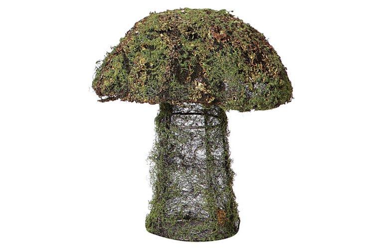 Faux Moss Mushroom, Short