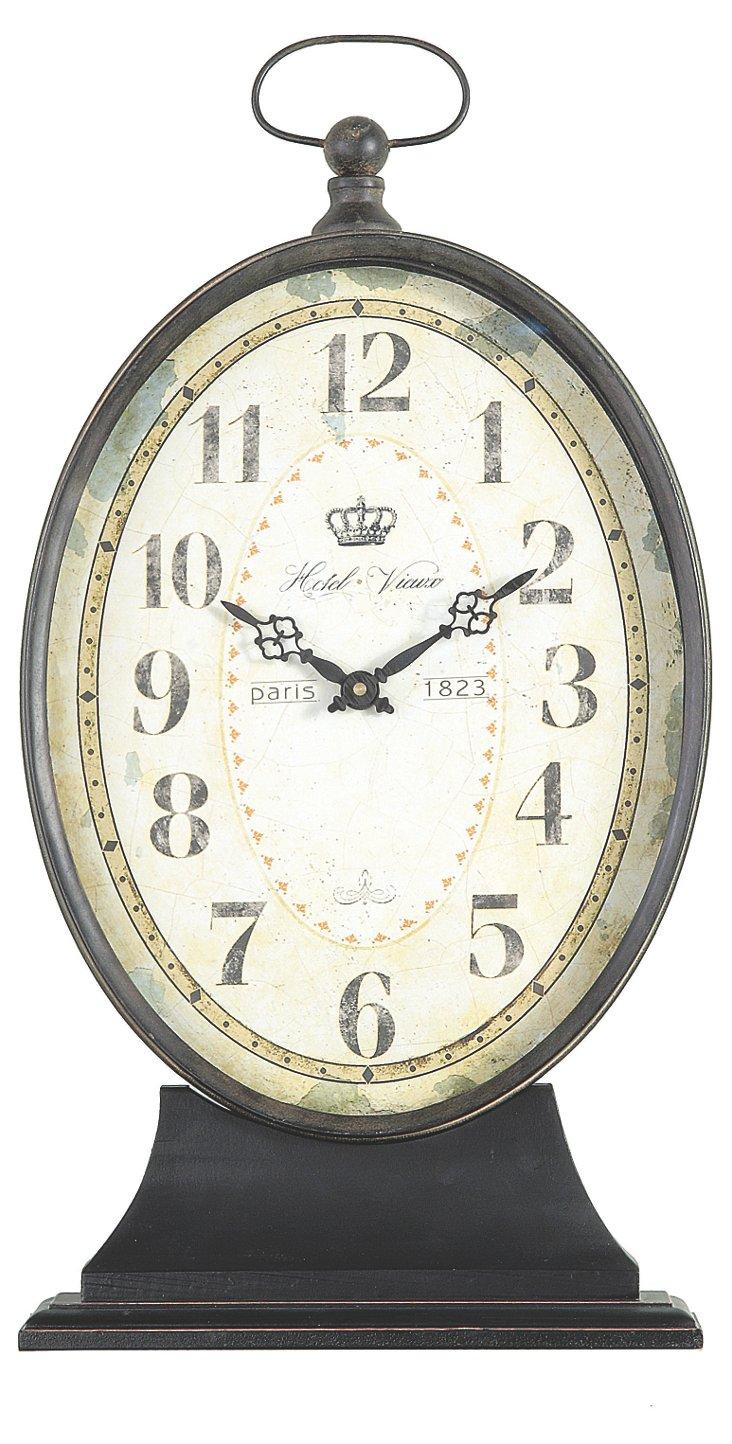 "22"" Crown Clock"