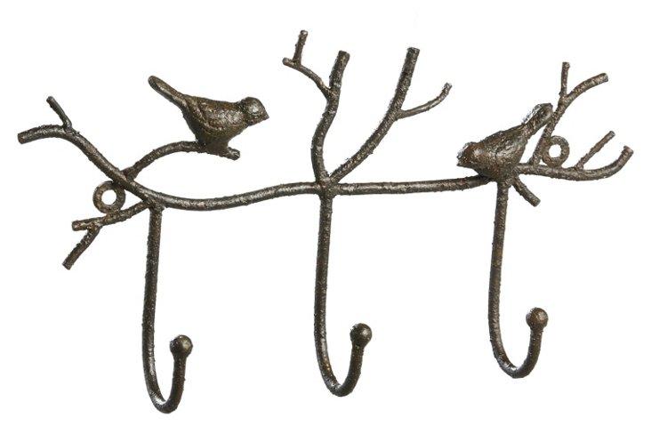 Bird Alert Hooks