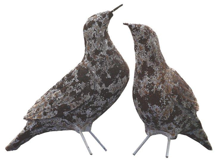 Weathered Birds, Asst. of 2