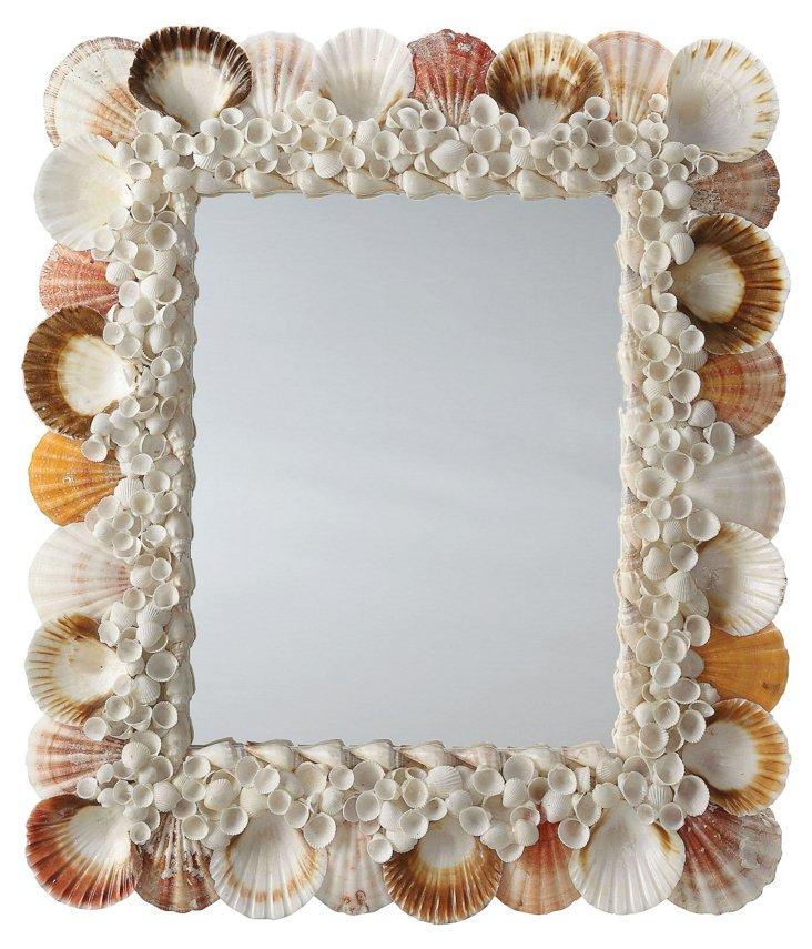 Shell Frame, 13x16