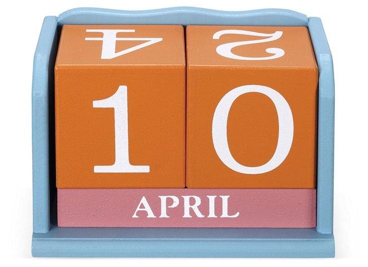 Block Calendar Display