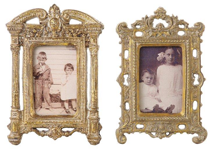 Photo Frames, Asst. of 4