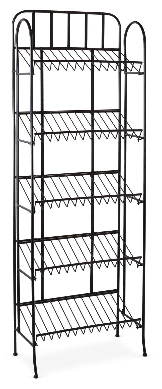 5-Tier Standing Display Shelf