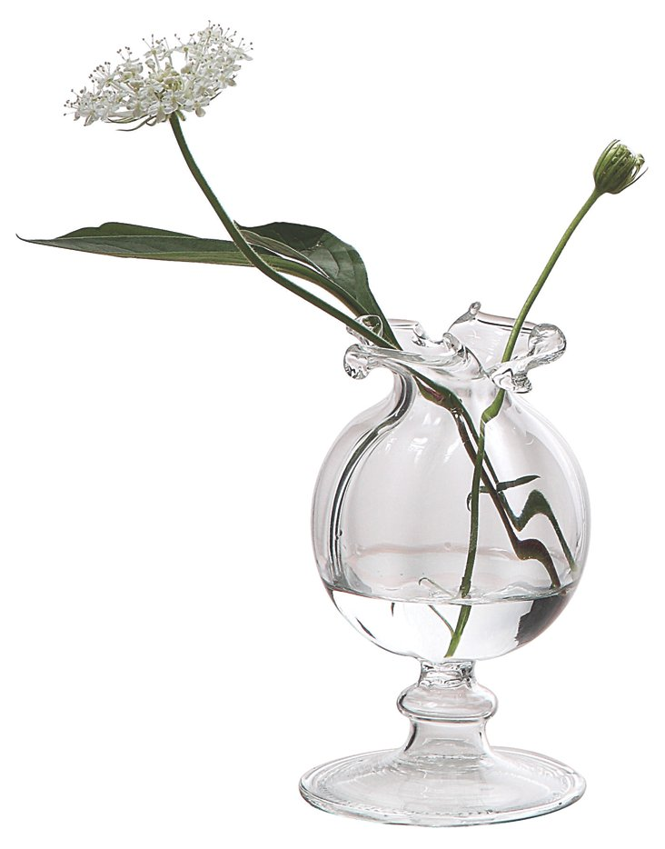 """5"""" Glass Vase"""
