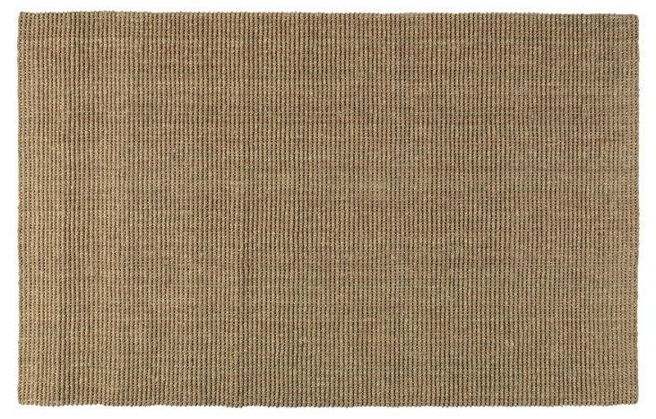 Jen Seagrass Rug, Natural