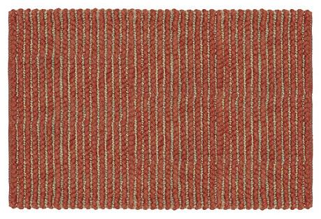 8'x10' Janice Rug, Cayenne