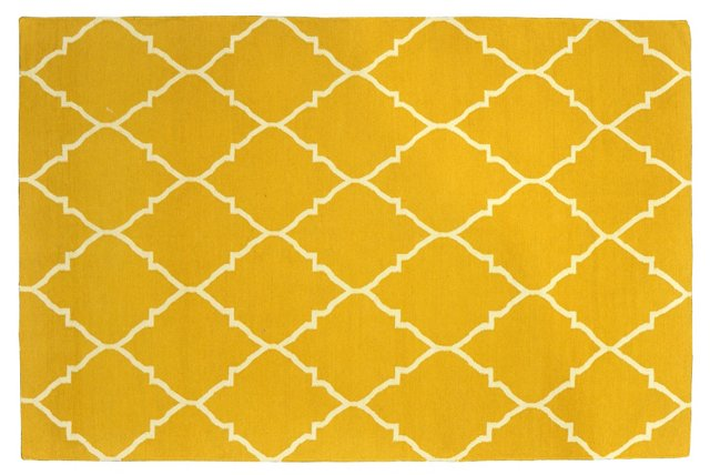 Kira Outdoor Rug, Gold