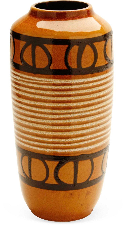 1970s Large German Pottery Vase