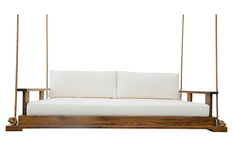 Savannah Bedswing, White