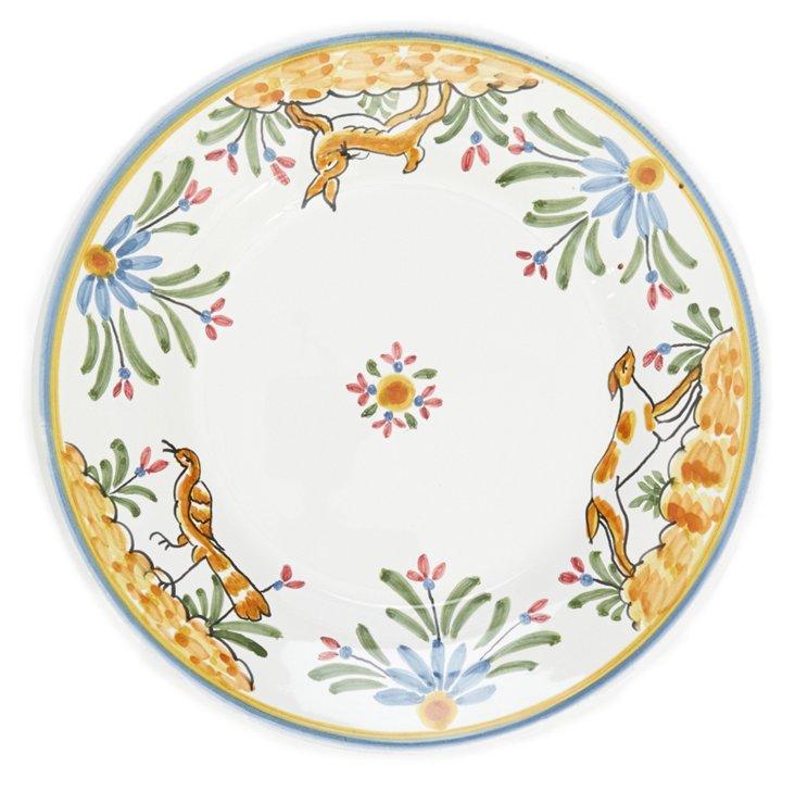 S/4 Eden Dessert Plates