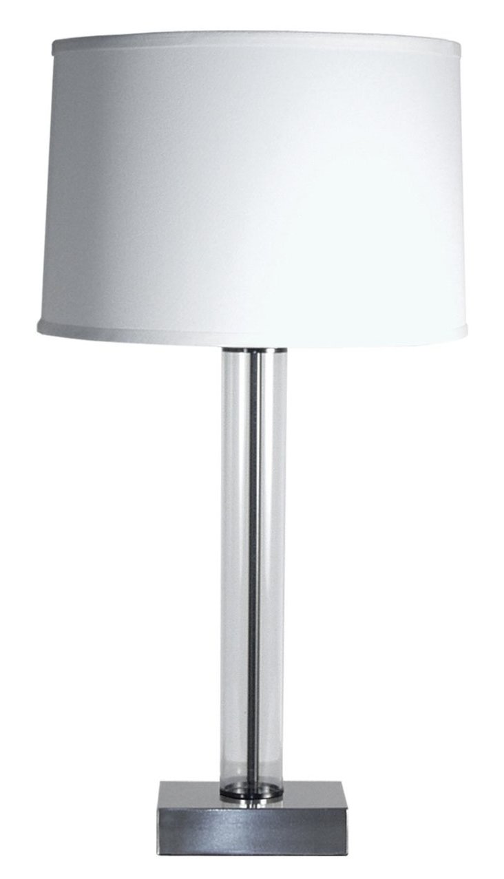 Vessels Lucite Table Lamp