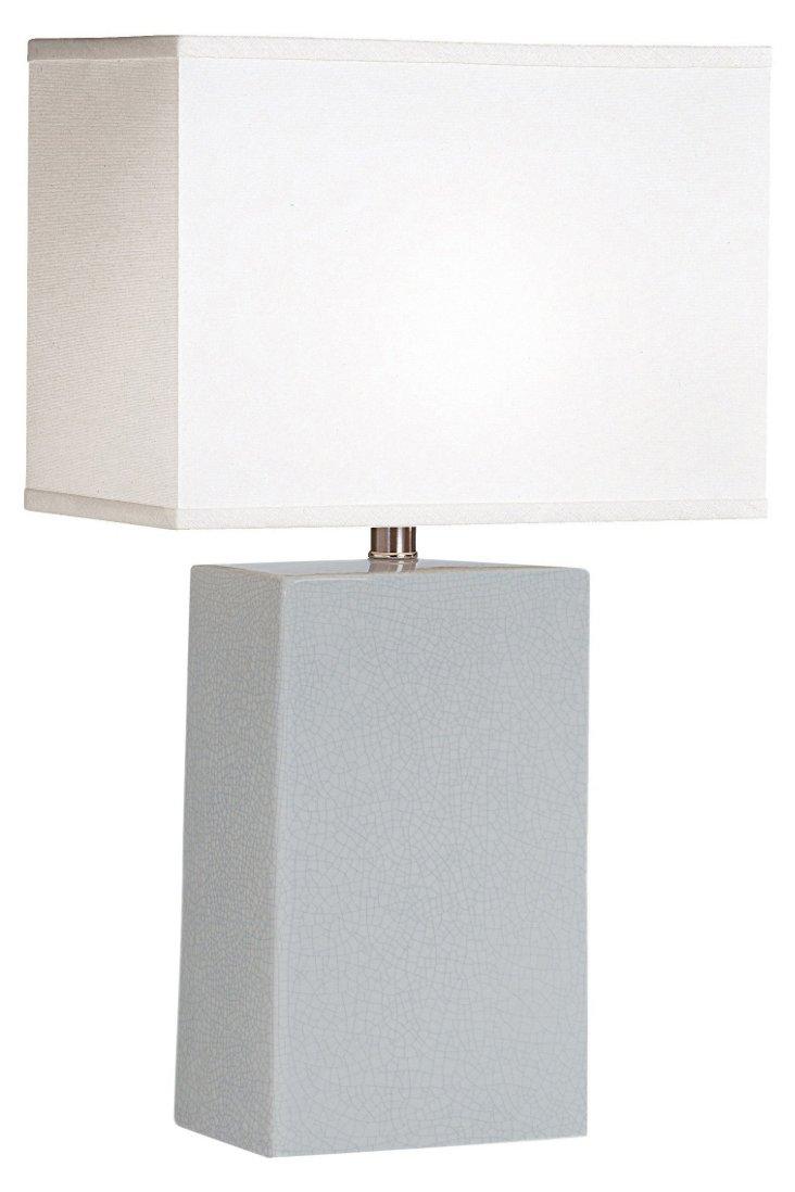 Mason Ceramic Table Lamp