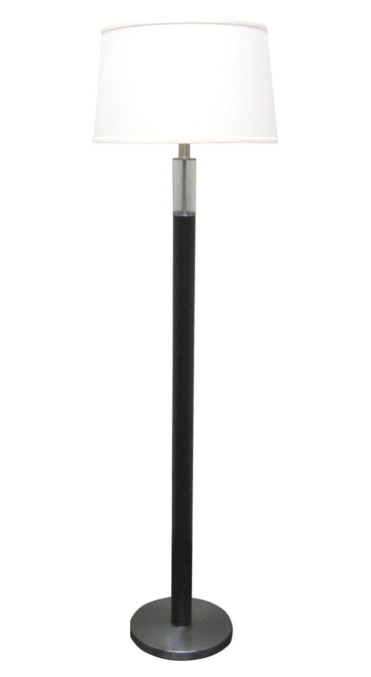 Longshore Floor Lamp, Black